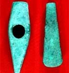 Гроб 43 - Медни брадви - 2