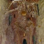 Гроб 43 - Общ изглед на гроба - възстановка - 1