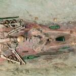 Гроб 43 - Общ изглед на гроба - възстановка - 3